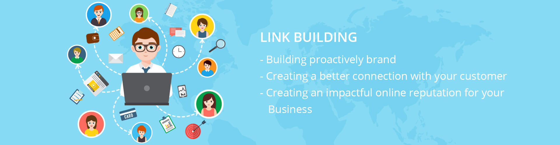 Link Building Services, SEO Link Building Company, Link