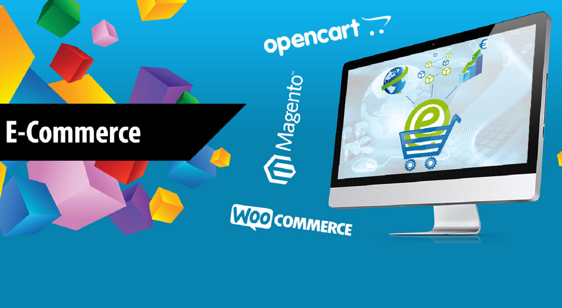 Comparison Between Magento VS OpenCart VS Shopify VS WooCommerce