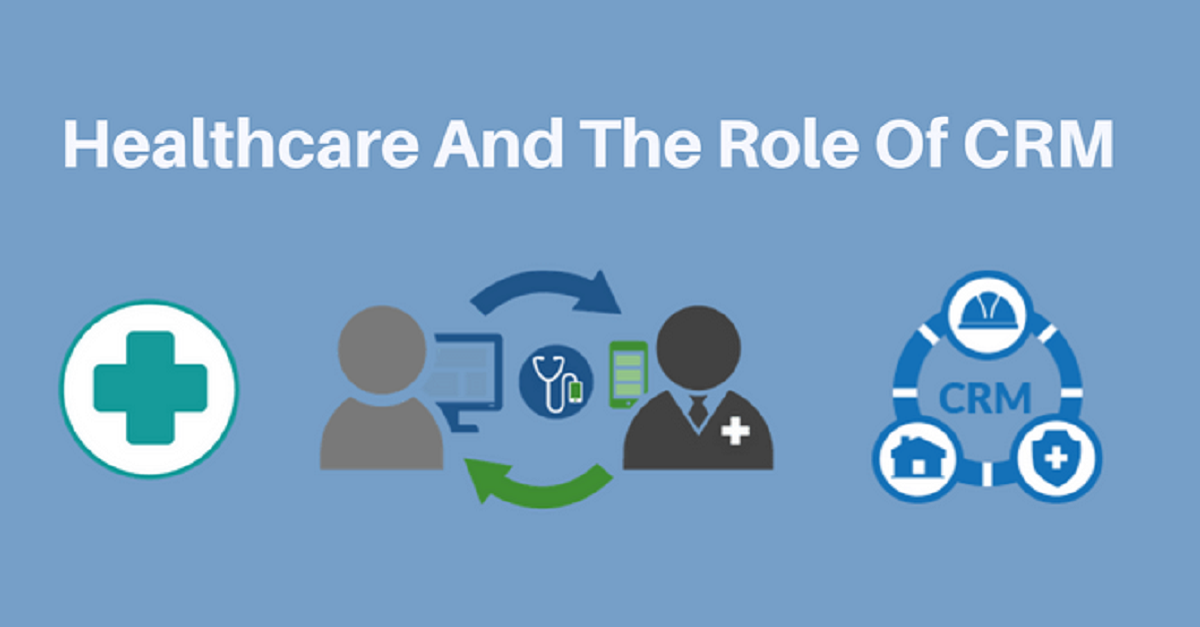 Adding Ease & personal care in Healthcare by CRM