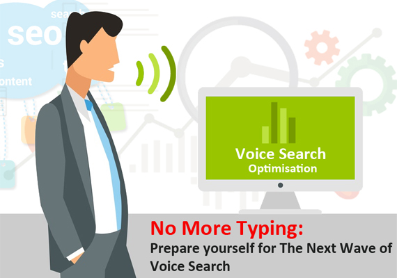 Search Optimization Services- Voice