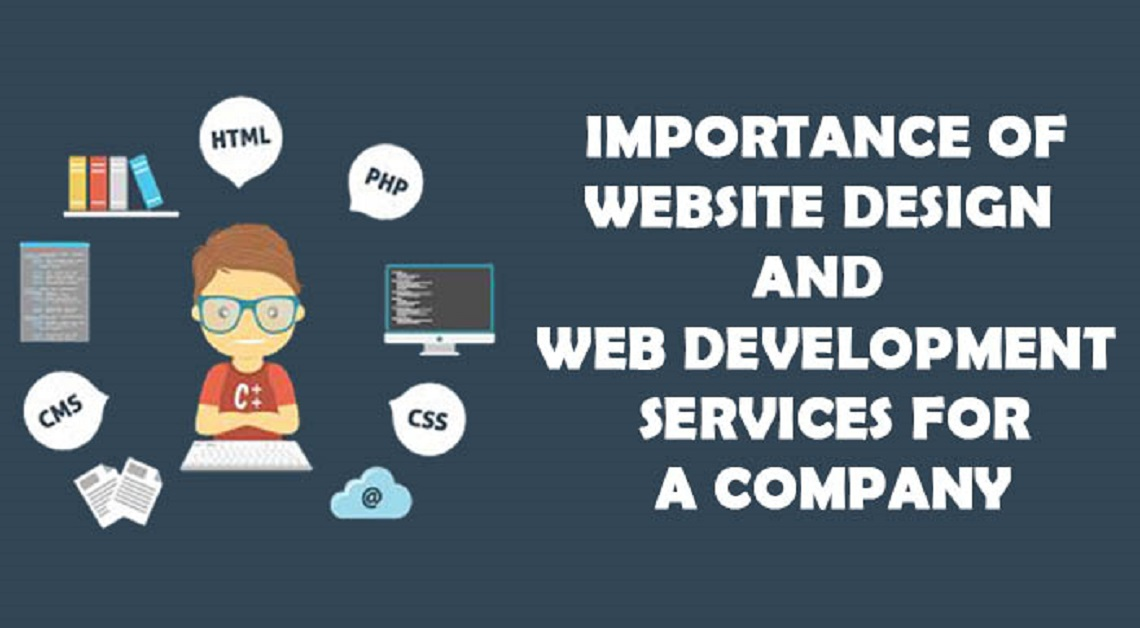 Importance of Website Development Services for a Company