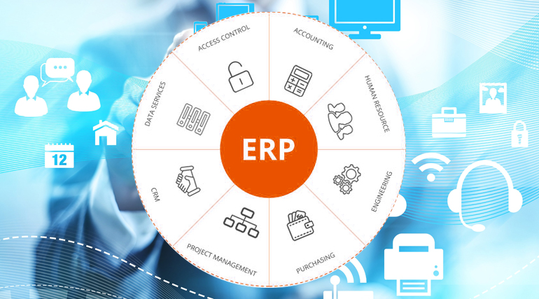Keep an Eye on All Your Business Processes with ERP Solutions