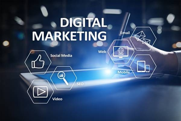 How is digital marketing impact your website?