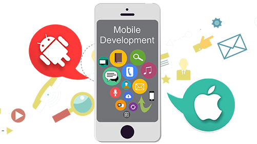 Mobile app development services in Gurgaon