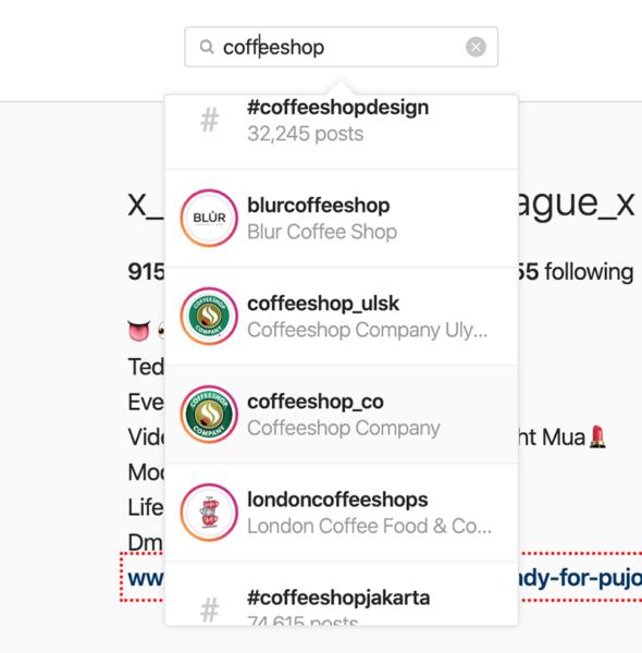 Keywords-in-Instagram-bio