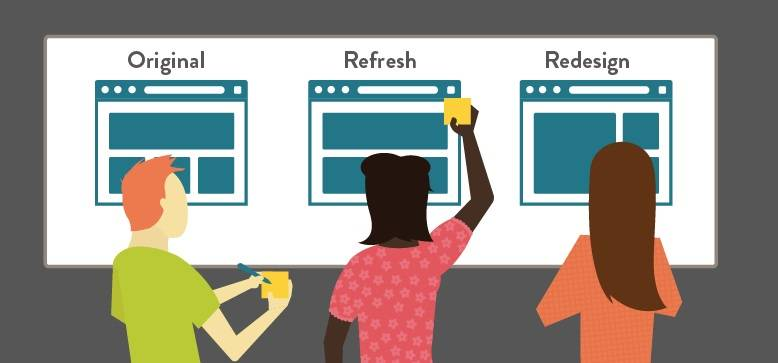 4 Simple Signs It's Time for a Website Redesign