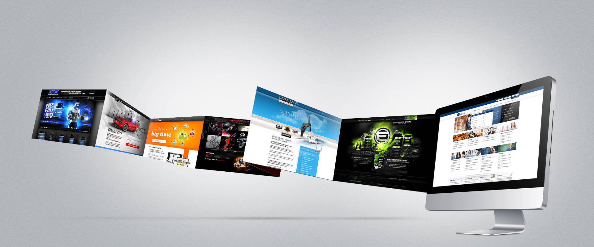 5 Must Have Elements in a Modern Dynamic Website Design