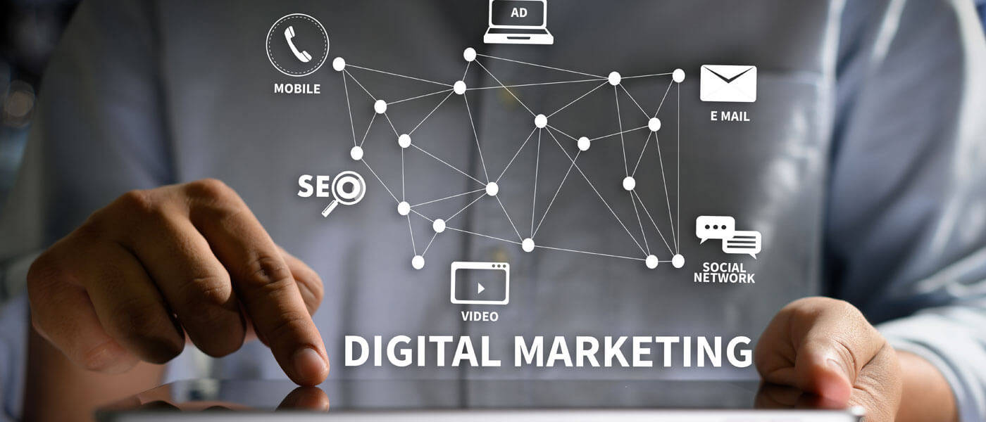 How to find the right Digital Marketing Services? | Netleaf Software