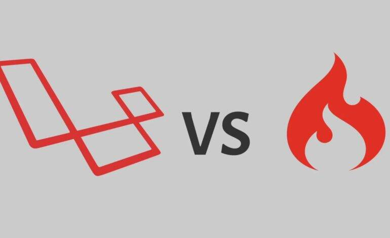 Laravel vs Codeigniter which is better for Website Development