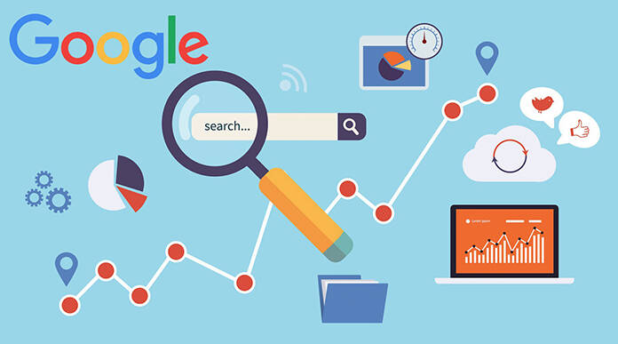 6 Easy Steps by Digital marketing services to Rank Higher on Google